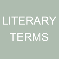 lyric definition of literary term