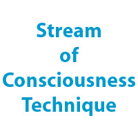 According To Melvin Friedman, The Stream Of Consciousness Is A Large Body  Of Such Experiments In Technique And Method As The Interior Monologue, ...
