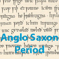 trace the development of anglo saxon prose